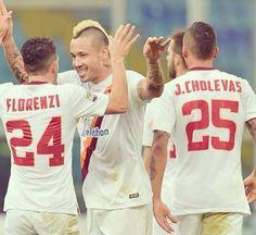 Genoa 0-1 Roma #GenoaRoma | #AsRoma #ASR #Roma #AsRoma1927 #ForzaRoma #Giallorossi #Romanista #Maggica #CurvaSud1927 #DajeRoma #DajeRomaDaje #1927 #Lupi #LazioMerda #Calcio #Football #Soccer #SerieA #Fußball #YouAreFootball #IlCalcioÈDiChiLoAma #AsRomaUltras #RomaTiAmo #UnicoGrandAmore #HungryForGlory #SiamoLaRoma #RomaPerSempre
