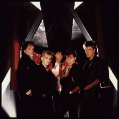 Duran Duran - They were on all my walls and on repeat on the record player in the 80's:-)
