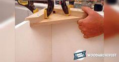 Box Squaring Fixture - Furniture Assembly Tips and Techniques | WoodArchivist.com