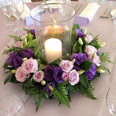 15 opciones de centros de mesa para boda civil (15)