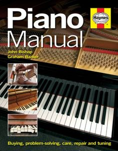 Haynes Piano Manual. £19.99
