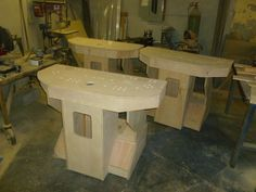 Quad Pedestal Arcade DIY KIT