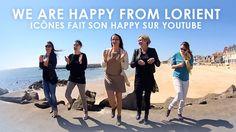 Campagne Happy pour annoncer notre vidéo : https://www.youtube.com/watch?v=k-lKX9IOKBg