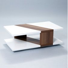 Modern Coffee Tables - Contemporary Living Room Tables would be good in dot com room