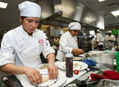 C-CAP is an awesome national program that helps under-served students compete for culinary scholarships ranging from $1500 to a full-ride. Here's their latest competition in Chicago I shot over the weekend.