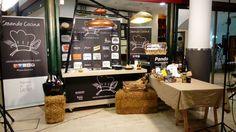 Espacio de Creando Cocina ubicado en San Sebastián en el cual se han realizado eventos sobre gastronomía durante el pasado mes de Abril. Pando ha colaborado con la campana en isla Pando SkyLoop