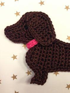 Handmade by Esther Crochet Bookmark Pattern, Crochet Coaster Pattern, Crochet Bookmarks, Crochet Stitches, Knit Crochet, Yarn Inspiration, Christmas Crochet Patterns, Yarn Projects, Crochet For Kids
