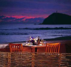 Most romantic restaurants in Los Cabos: Pitahayas restaurant at Sheraton Hacienda del Mar  #Cabo #CaboSanLucas #Restaurant #dining #romantic