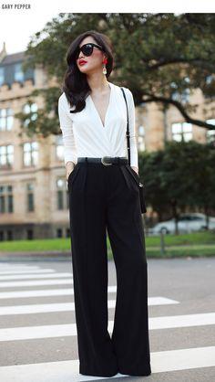 ladylike in trousers - fellt.com (writer Gary Pepper)