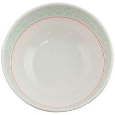 2 tone small bowl with blossom design #Adrian, #Designer