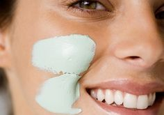 Máscaras faciais têm efeito imediato sobre probleminhas de pele