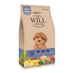 Puppy Food, Pet Food, Food Packaging, Packaging Design, Pet Branding, Premium Dog Food, Editorial Design, Dog Treats, I Love Dogs