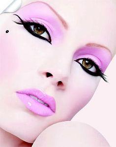 makeup makeup makeup #makeup purple-makeup