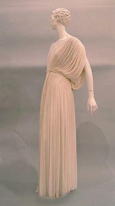 Madame Grès (Alix Barton) (French, Paris 1903–1993 Var region)  Date: ca. 1965