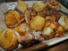 Pressure cooker pork chops -Got from another user.  LOVED IT so so easy yet so so delicious.