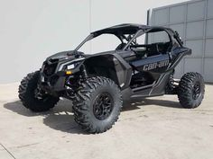 New 2017 Can-Am Maverick X3 X RS Turbo R Triple Black ATVs For Sale in Arizona. 2017 Can-Am Maverick X3 X RS Turbo R Triple Black, 2017 Can-Am® Maverick X3 X RS Turbo R Triple Black BORN LEADER <p> This is the world's first factory 72-in wide side-by-side vehicle. With 24-in of suspension travel and advanced FOX Racing components, it stretches the X3 X rs abilities far beyond expectations for staggering performance anywhere.</p> Features may include: <ul> <li> 72-in width for ultimate…