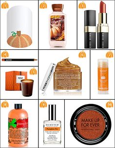 Moms With Cute Nails: 10 Pumpkin-Themed Products To Get You Through The Season! #MapleSugarJN