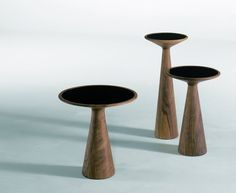Figura Side Tables by Stephan Veit