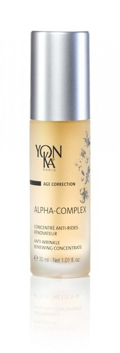Yonka Alpha Complex Concentre Anti-Wrinkle With Fruit Acids 1ml/30ml * Check out the image by visiting the link.