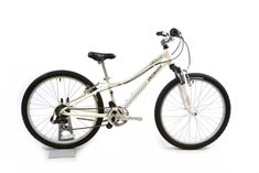 Specialized Girl's HotRock 24″ Kid's Mountain Bike 1 x 7 Shimano White Huge Savings on Quality Pre-Owned Bikes and Gear Our Store Feedback Newsletter Add to Favorite Contact Us Specialized Girl's HotRock 24″ Kid's Mountain Bike 1 x 7 Shimano White Product Description Great Condition – The frame, fork and components have light cosmetic wear […]
