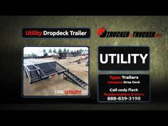Utility Trailer Sales | http://www.truckertotrucker.com/trucking/utility-trailers.cfm | Shop Utility Trailers for sale by top dealers and owner operators nationwide. Large selection of refrigerated trailers, dry vans, flatbed trailers, combo, reefers, and more. 100's of Utility Trailers online!