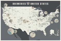 Breweries of the United States 2.0