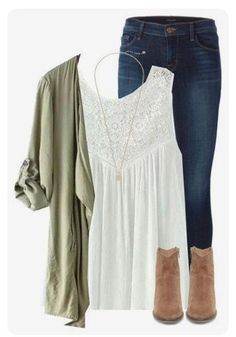 Stitch Fix Fashion 2017! Ask your stylist for something like this in your next fix, delivered right to your door! #sponsored #StitchFix . layers, boho chic with booties