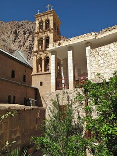Convent Ste Catherine, Sinai, Egypt