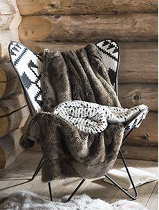 Https Www Maisonsdumonde Com Mdm Static App Images Noel 2017 Collections Chalet Large Collection Maisons Du Monde Tropical Interior Decor Patterned Armchair