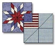 """2 New blocks - size 8"""" set on-point  2 Long Vertical Borders  20 New fabrics from various fabric manufacturers.    The overall size is 18.31"""" by 52.25"""". Use the table runner just as it is or modify it any way you like with Quilt Des"""