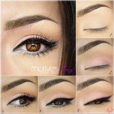 Makeup Tutorial by Aurora with Motives