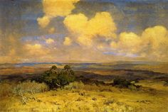 Sunlight and Shadow by Robert Julian Onderdonk