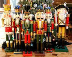 Flickriver: Most interesting photos from Nutcrackers pool