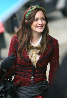 Gossip Girl Style- Blair Waldorf