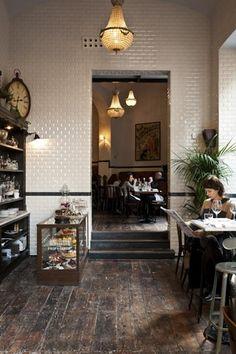 Cafe Propaganda, Rome, Italy - Latium 2