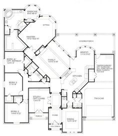 42 best house plans images country homes diy ideas for home home  kind of obsessed with this one story floor plan ranch floor plans ranch home floor