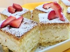 Tarta deliciosa de ricota