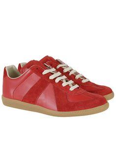MAISON MARGIELA Maison Margiela Replica Sneakers. #maisonmargiela #shoes #sneakers