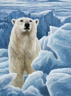 Blue Ice by Jeremy Paul
