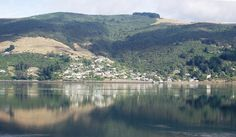 Mirrored reflections, Otago Peninsula, New Zealand. New Zealand, Mirrors, Photographs, River, Outdoor, Image, Outdoors, Mirror, Photos