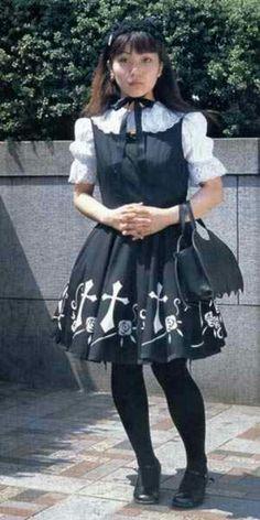 Little Asian Goth
