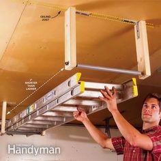 Garage Organization Systems- CLICK THE IMAGE for Lots of Garage Storage Ideas. #garage #garagestorage