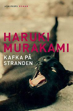 Kafka på stranden - Haruki Murakami, book cover