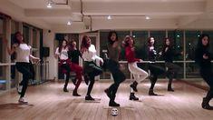 9MUSES - Glue - mirrored dance practice video - 나인뮤지스 글루 [ENG/KOR/THAI/E...