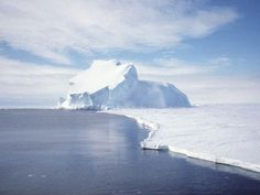 Look Out Below: Antarctic Melting From Underneath - Ice experts have long known that Antarctica is losing ice at the margins of its vast ice sheets, where the frozen continent meets the sea — presumably, they thought, from icebergs breaking off and floating away. According to a report published in Science, however, more than half the ice loss is coming from warming ocean waters, which are melting the ice from underneath.