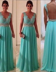 Mint-colored dress #bridesmaid dresses #bridal dresses #wedding dress #girls dress #formal dress #black dresses #dress #dresses #long dresses #fashion #dresses casual #printed dresses #evening dresses #long lace dress #short dress