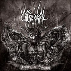 Urgehal - Aeons In Sodom on Limited Edition 2LP