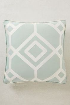 Buy Lattice Geo Cushion from the Next UK online shop