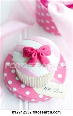 """Cute Cupcake"" - Cupcake stock photos available on Fotosearch.com"