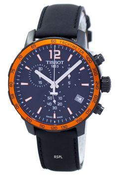 #Tissot #Quickster Chronograph Tachymeter Quartz T095.417.36.057.01 T0954173605701 Men's Watch